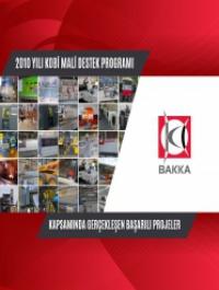 BAKKA 2010-2012 Başarılı Projeler