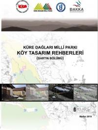 Küre Dağları Milli Parkı Köy Tasarım Rehberi