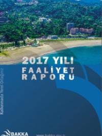 BAKKA 2017 Yılı Faaliyet Raporu