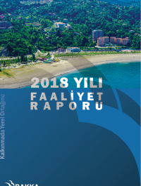 BAKKA 2018 Yılı Faaliyet Raporu