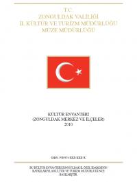 Zonguldak Kültür Envanteri -2010