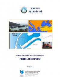 Bartın Limanı Ro-Ro İskelesi Projesi Fizibilite Etüdü