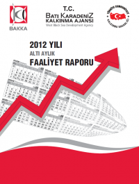 BAKKA 2012 Yılı Ara Dönem Faaliyet Raporu