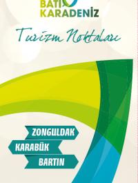 Zonguldak Turizm Haritası 3. Basım