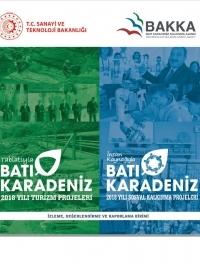 Tabiatıyla ve İnsan Kaynağıyla Batı Karadeniz 2018 yılı Başarılı Projeler Kitabı